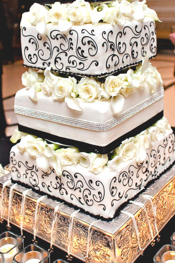 jewelry by rhonda sterling silver wedding cake charms cake pulls bridesmaid charm cake. Black Bedroom Furniture Sets. Home Design Ideas