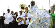 new orleans brass jazz band