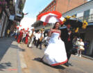 new orleans wedding traditions wedding second line parade